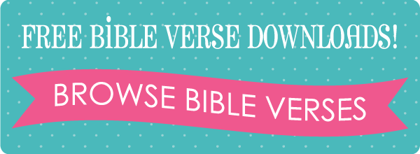 Free Bible Verse Downloads