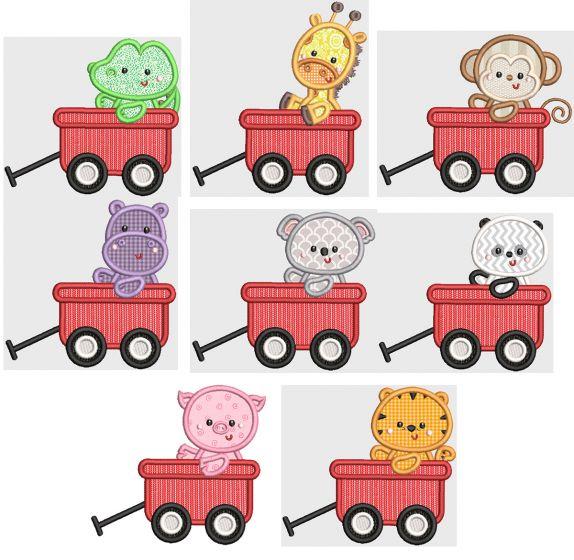 Wagon Critters 1