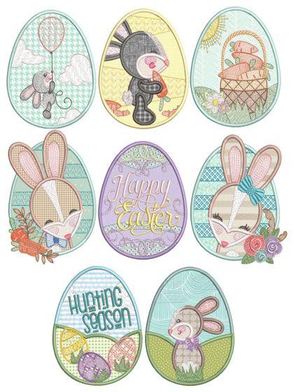 Easter Egg Scenes