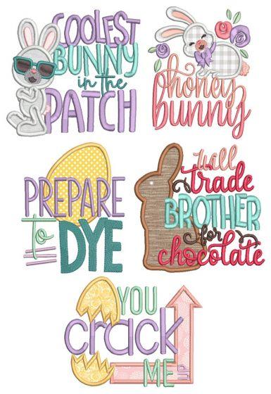 Easter Word Art 8