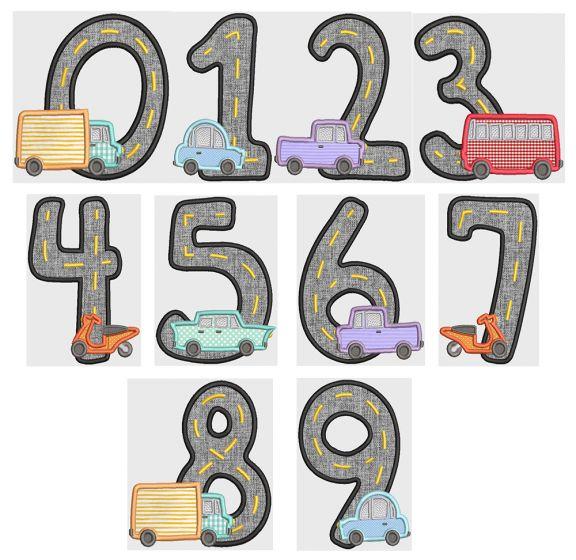 Transportation Numbers
