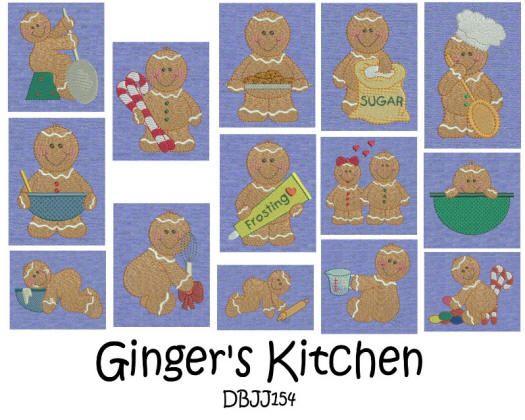 Ginger's Kitchen