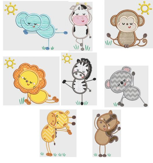 Yoga Animals 2