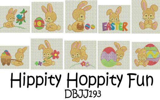 Hippity Hoppity Fun