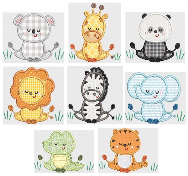 Meditation Animals 1