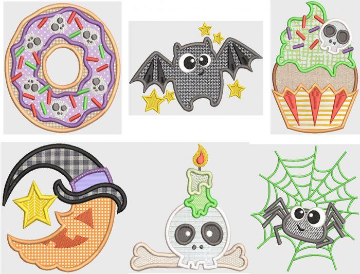 Halloween Fun Applique 2