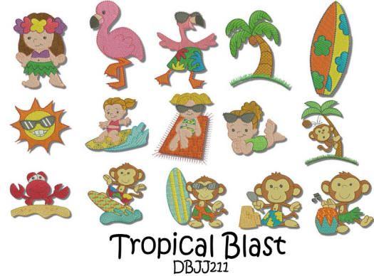 Tropical Blast