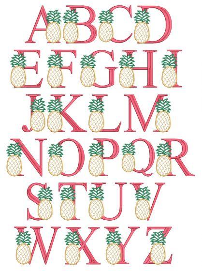 Savannah Monogram