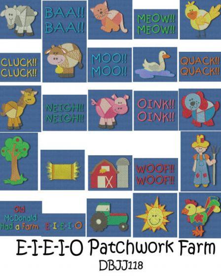 E-I-E-I-O Patchwork Farm