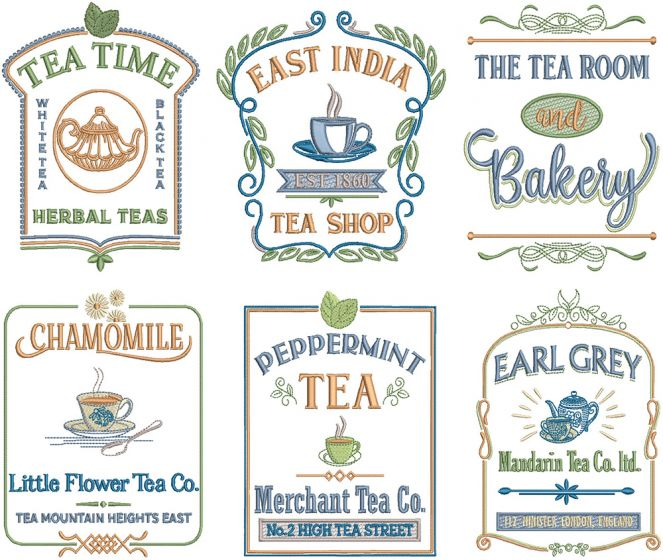 Tea Room 1