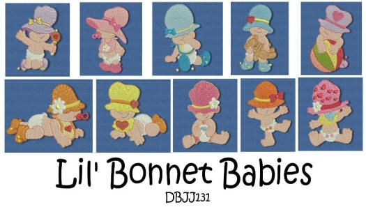 Lil' Bonnet Babies