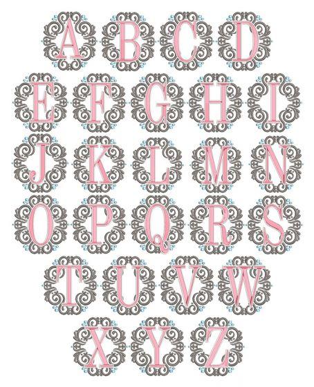 Lady Edith Monogram