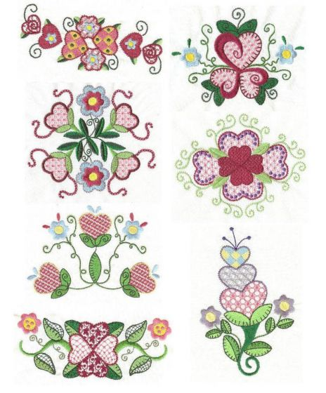From the Heart Jacobean