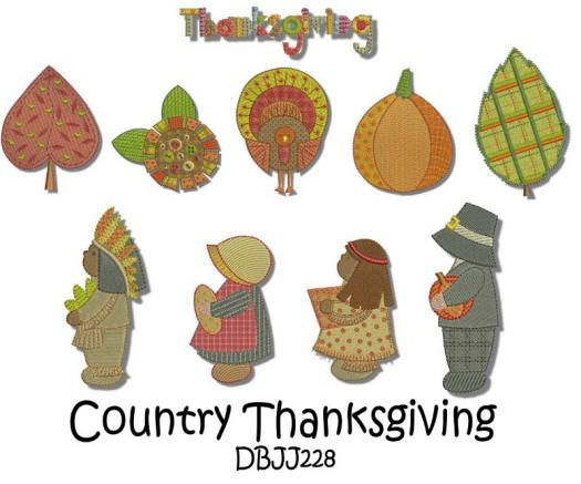 Country Thanksgiving
