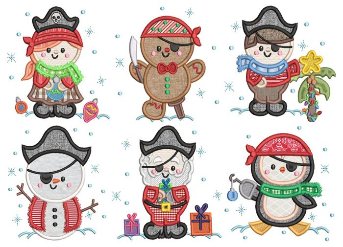 Pirate Christmas