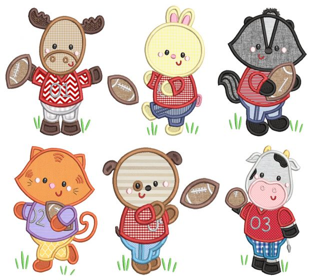 Football Critters