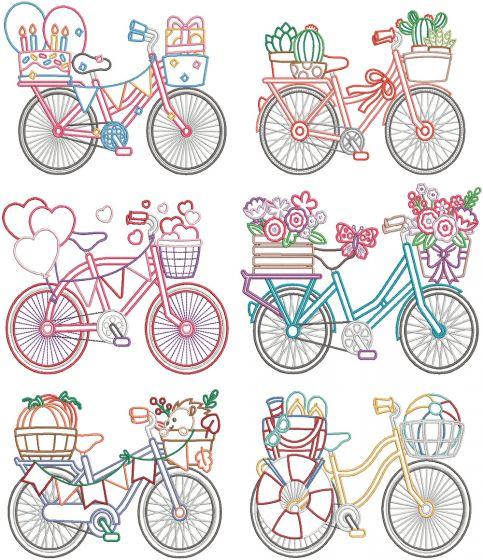 Fun Bicycle Rides 2