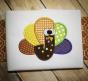 Turkey Applique Alphabet Machine Embroidery Designs by JuJu