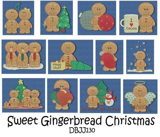 Sweet Gingerbread Christmas