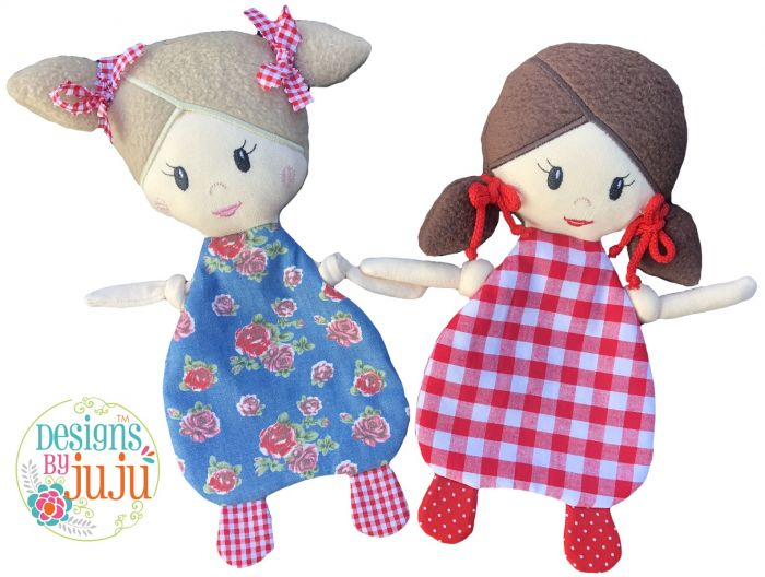LuLu Flatty Doll