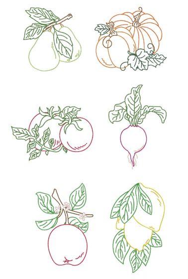 Vintage Produce
