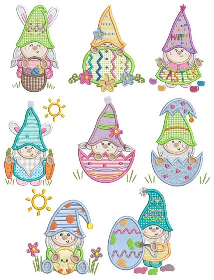 Easter Gnomes