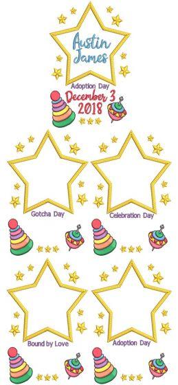 Star Toys Adoption Announcement