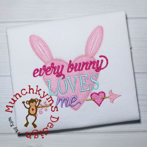 Every Bunny Loves Me