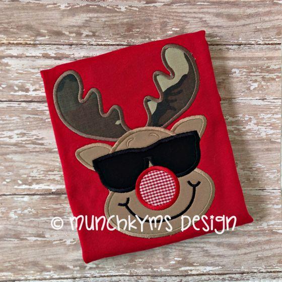 Cool Mister Reindeer