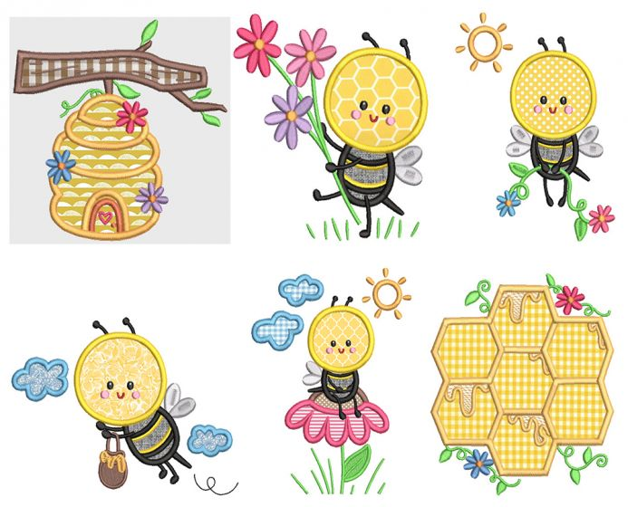 Sweet Busy Bees