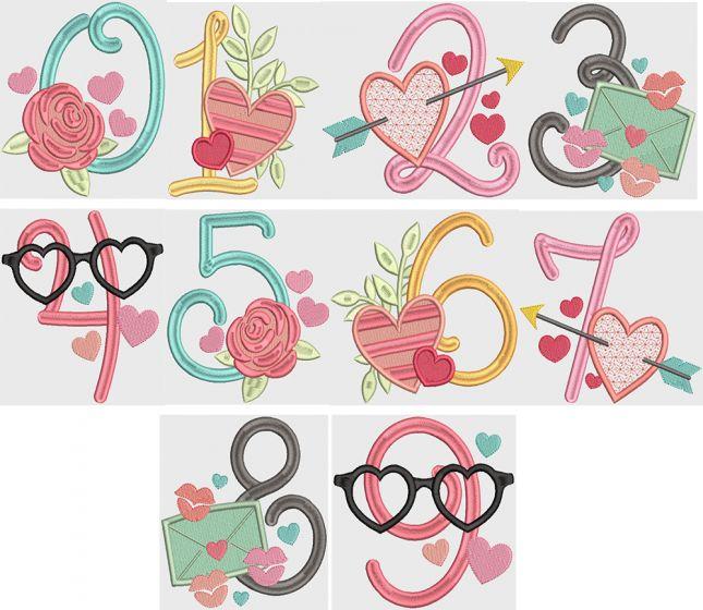 Season Of Love Numbers