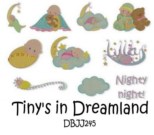 Tiny's in Dreamland