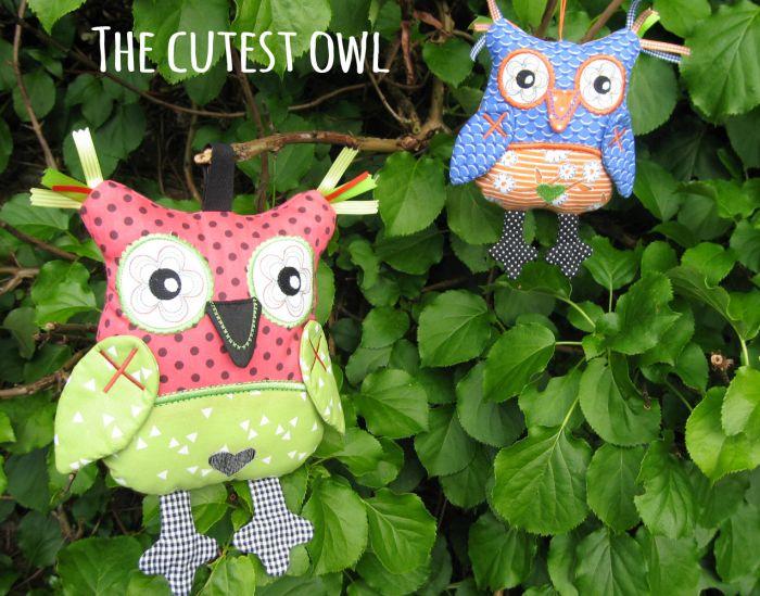 Cutest Owl Softie
