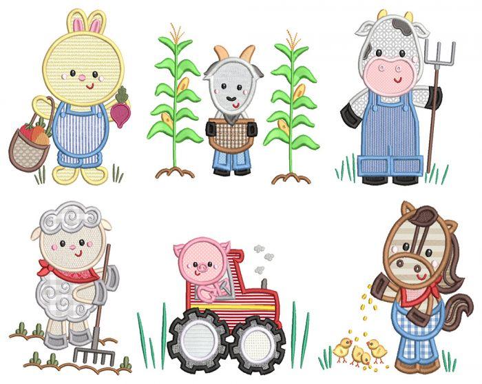 Farming Animals