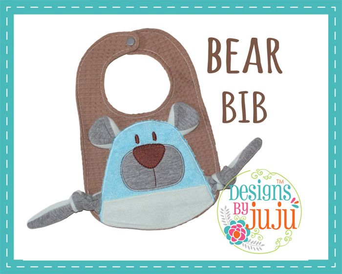 Bear Bib