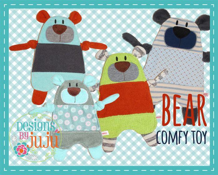 Bear Comfy Toy