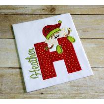 Girl Elf Alphabet