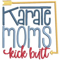 Sports Mom Word Art 1 Machine Embroidery Designs By JuJu