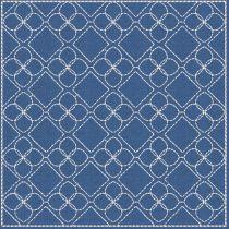 Sashiko Quilt Blocks 11 Machine Embroidery Designs by JuJu