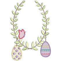 Easter Laurels Set 2