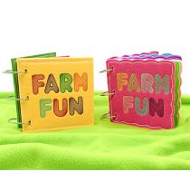 5x7 Farm Fun Busy Books