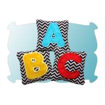 Alphabet Beanbags In The Hoop