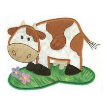 Barnyard Buddies Applique
