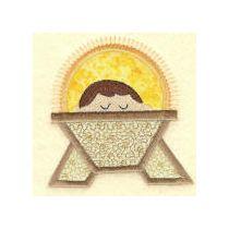 Nativity Applique