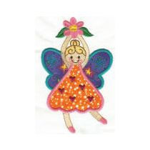 Flirtacious Fairies Applique