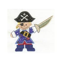 Pirates Arrgghh! Applique