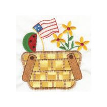 Celebrate the 4th Applique Set 1