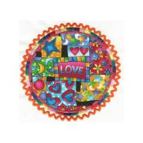 More Fun Applique Patches 5x7 hoop