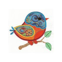 Birds of a Feather Applique
