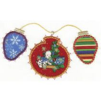 Trim the Tree Applique